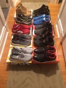 Jordan adidas nike + more size 13 and 14