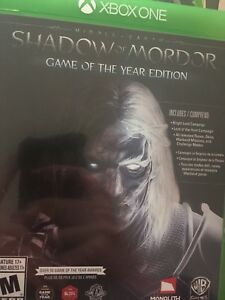 Shadow of Mordor Game of the Year