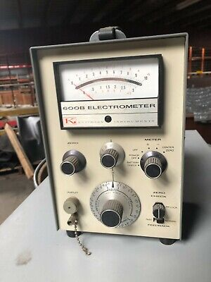 Keithley Instruments 600b Electrometer