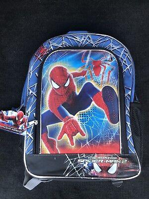 Awesome Kids Backpacks (Kids Boys Amazing Marvel Spiderman 2 BackPack)