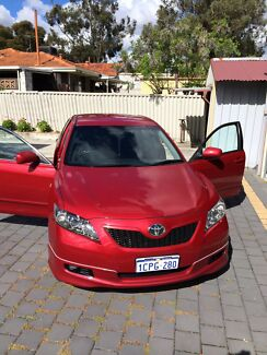 Toyota Camry Sportivo