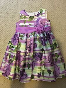 GIRL'S SIZE 5 DRESS
