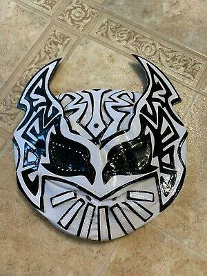 White Replica Mask - SIN CARA WWE AUTHENTIC REPLICA White MASK ONE SIZE NEW