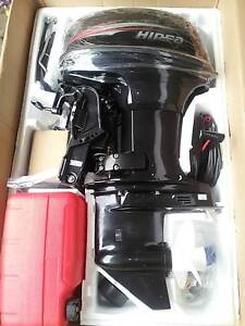 OUTBOARD BOAT  MOTERS HIDEA 40HP NEW! Redcliffe Redcliffe Area Preview