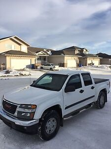 2006 GMC CANYON (COLORADO) CREWCAB 4X4 awesome deal, runs great