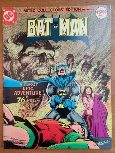 Neal Adams BATMAN LIMITED COLLECTORS