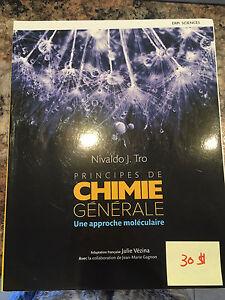 Chimie générale - Nivaldo J. Tro - NEUF