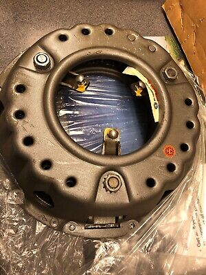 14 Single Stage Pressure Plate Rockford Clutch