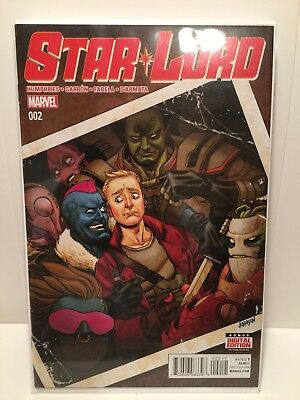 Star Lord  2  Marvel Comics  Guardians Of The Galaxy 1St App Yondu Nm  9 6
