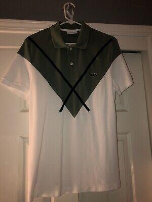 mens lacoste polo shirt size 4 (medium)