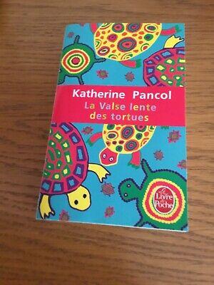 Livre Poche Roman Katherine Pancol La Valse Lente Des Tortues