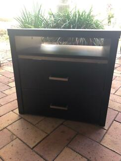 Bedside Table Good Condition Capalaba Brisbane South East Preview