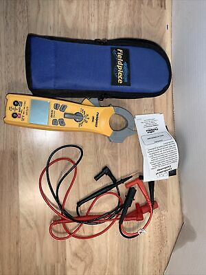 Fieldpiece Sc440 True Rms Essential Clamp Meter Multimeter New No Box Never Used