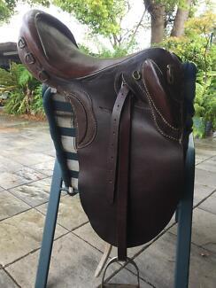Custom made stock saddle