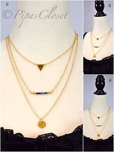 New Gold Chain Women Necklace Free Shipping