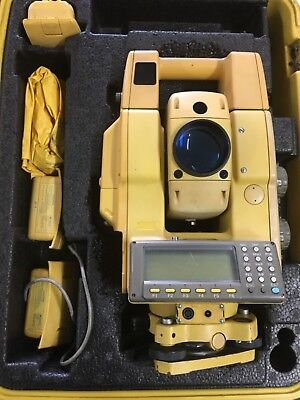 Topcon Gts-802a Electronic Total Station
