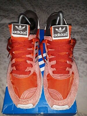 Mens Adidas Trainers Uk 6.5 Eu 40 New York Boston Oregon LA ? Released 05/13