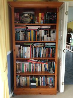timber book shelves Korumburra South Gippsland Preview