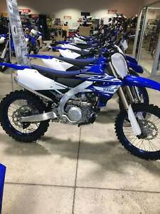 Yamaha YZ450F - 2019 model - New Mount Louisa Townsville City Preview