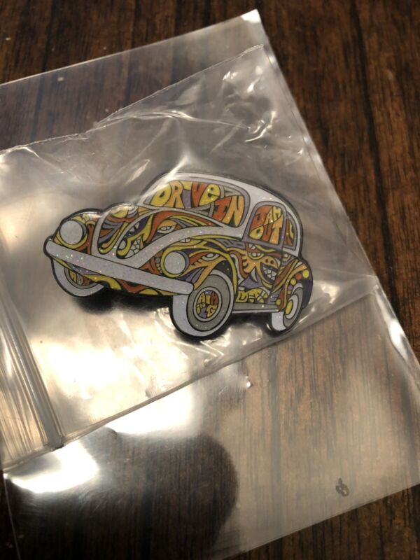 """""""Drive In - Jam Out"""" VW Bug 🐞 Pin by Danny Steinman"""