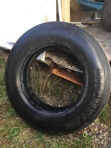 Need gone , price drop Tires  235/80R/22.5 xrv.
