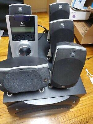 Logitech Z-5500 Computer Speakers z5500