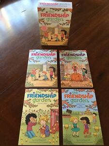 The Friendship Garden Kids Book Collection Ages 7-10
