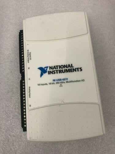 NATIONAL INSTRUMENTS USB-6211