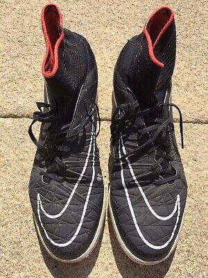 nike hypervenom astro turf sock boot Size 7