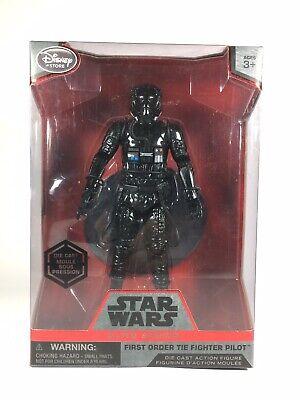 Star Wars Elite Series First Order TIE Fighter Pilot Die Cast Figure Disney