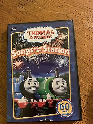 Thomas The Train DVD Songs From The Station Celebrating 60 Years Thomas& Friends