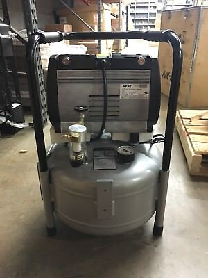 Jun Air Compressor Model Vof302-25b 120v60hz96a1650rpm Nib