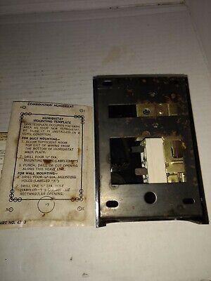 Auto-flo Humidistat Model 052000 110 Volt