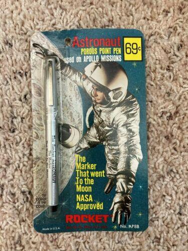 Vintage Authentic Space Pen ~ Buzz Aldrin Apollo 11 ~ Very Rare