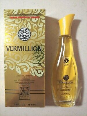 NEW EAD Vermillion Spray Perfume Version of Yellow Diamond by Versace I1