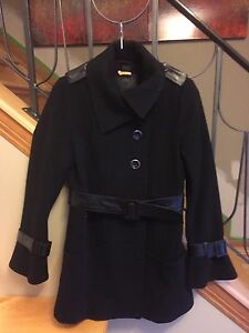 Mackage wool and leather size large
