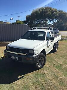 2003 Mitsubishi triton 4x4 Heathridge Joondalup Area Preview