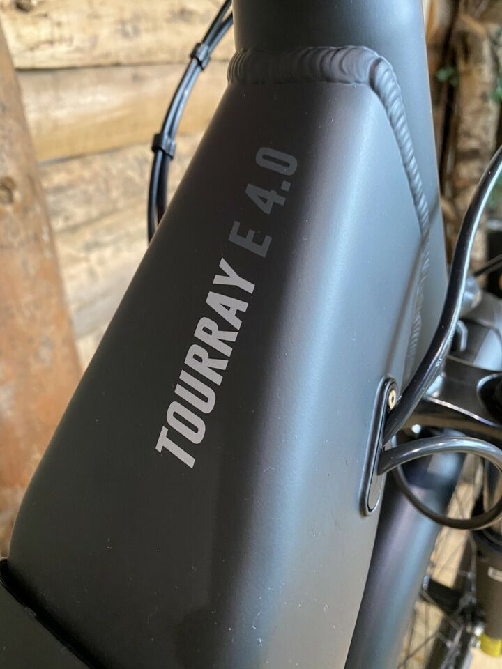 *NEU* raymon TourRay E 4.0 Yamaha PW-TE 500Wh E-Bike Pedelec 2021 in Waldbröl