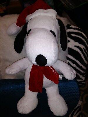 Snoopy Christmas Plush Dan Dee Collectors Choice