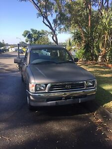 99 Toyota Hilux not running Loganholme Logan Area Preview