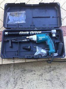 Quick drive pro screw gun Southern River Gosnells Area Preview