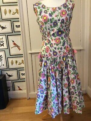 Fabulous vintage 50s Horrockses dress