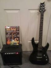 Dethtone CTD-20 electric guitar and NLF 15 amplifier Iluka Joondalup Area Preview
