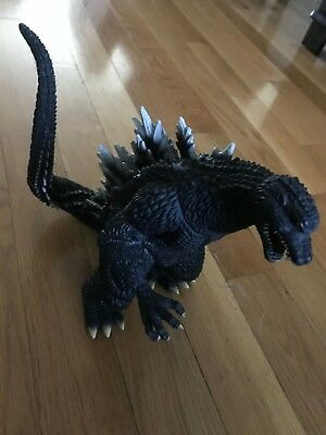 "Used, Bandai Toho Godzilla 11"" Posable Loose Vinyl Action Figure Kaiju Rare 2007 for sale  Staten Island"