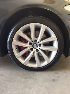 BMW 535i wheels