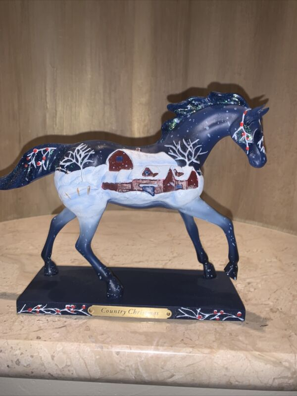 trail of painted ponies - Country Christmas - Item No. 4018403