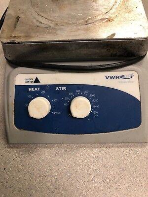 Vwr Standard Hotplate Stirrer 12365-388