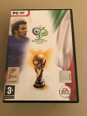 Videogioco Fifa World Cup Germany 2006, Electronic Arts, PC DVD, originale for sale  Shipping to Nigeria