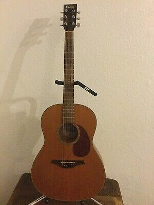 Vintage Solid Top Blues Guitar. [BOOZY BLUZE] V200 NC