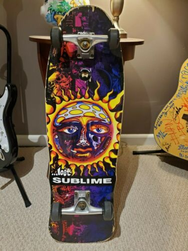 LOST Sublime skateboard deck. Lost, Chicken